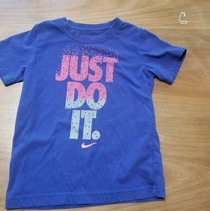 Boy's Nike Tshirt